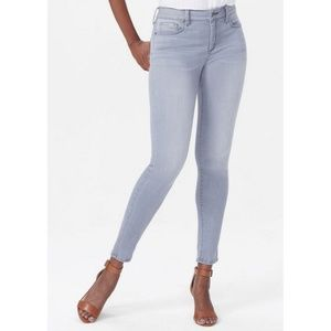 NYDJ Ami Skinny Legging Jeans Carbon Grey Bea 00